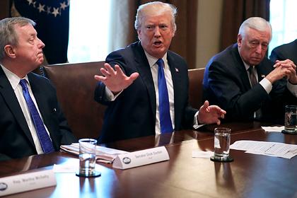 Партию Трампа обвинили в «токсичной партизанской войне»