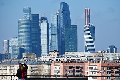 Подсчитана стоимость жилья в «Москва-Сити»