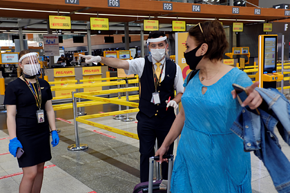 Россия опровергла данные о возобновлении рейсов в Турцию