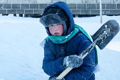 В России разработают словарь юного полярника
