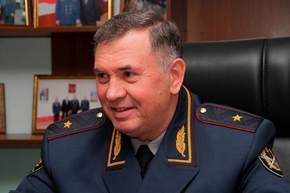 Российского генерала отправили в СИЗО за поборы с курсантов