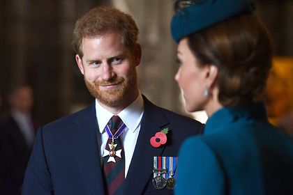 Кейт Миддлтон советовала принцу Гарри не жениться на Меган Маркл