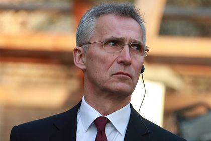 Генсекретарь НАТО призвал «не бояться разговаривать с Россией»
