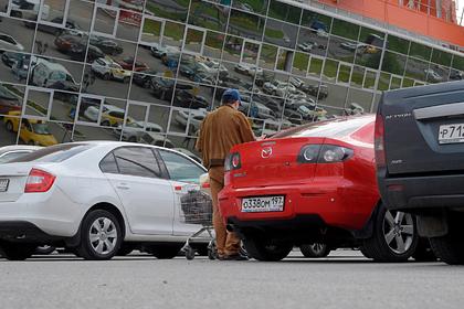 Миллионы россиян лишат права на бесплатную парковку