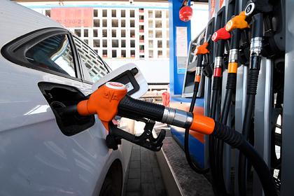 Цена на бензин в России взлетела