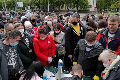 В ЦИК Белоруссии назвали собравших достаточное количество подписей кандидатов