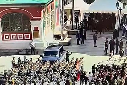 Стали известны детали личности разбившего машину ФСО солдата перед парадом