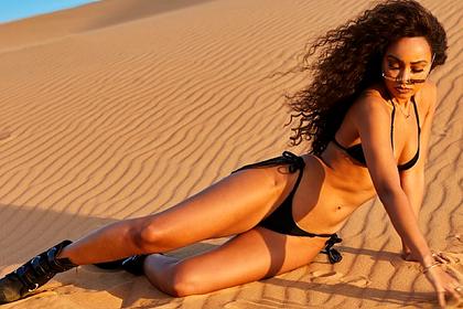 Популярная певица показала тело в бикини и обрадовала фанатов