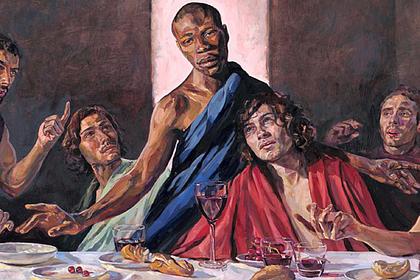 Собор в Британии поместит на алтарь черного Иисуса