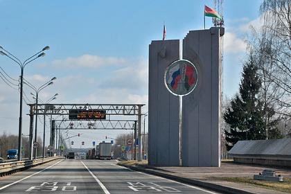 Белоруссия призвала открыть границы