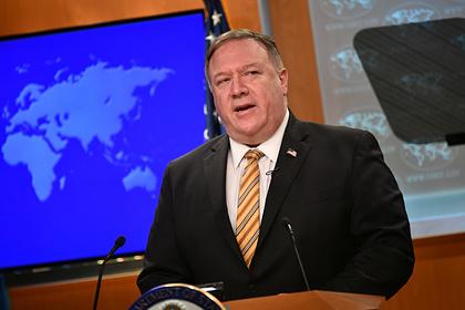 Помпео попросил боевиков «Талибана» не убивать американских граждан