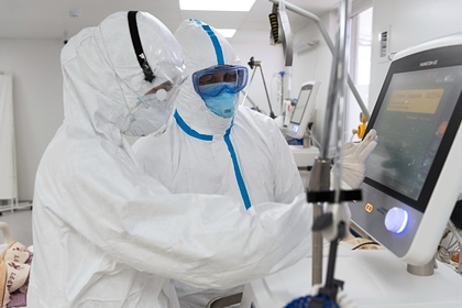 В России зафиксировали 6556 новых случаев заражения коронавирусом
