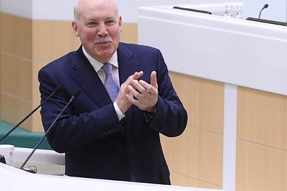 В России оценили вероятность возобновления работы по интеграции с Белоруссией