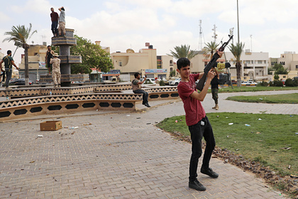 В Ливии призвали к борьбе с российской оккупацией