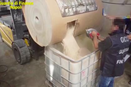 В Европе изъяли рекордную 14-тонную партию амфетамина от ИГ