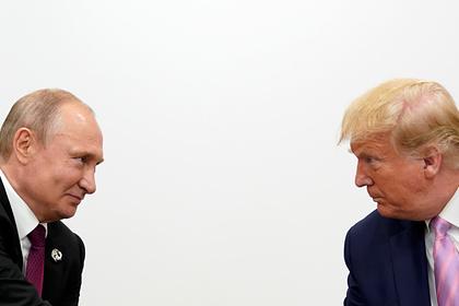 «Сговор» России с талибами сочли преклонением Трампа перед Путиным