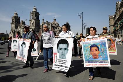 Арестован приказавший казнить 43 студентов наркобарон