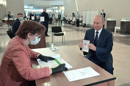 Песков ответил на вопрос об участии Путина в розыгрыше призов после голосования