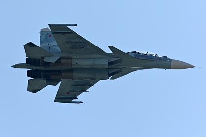 Россия перехватила американский самолет-разведчик над Черным морем