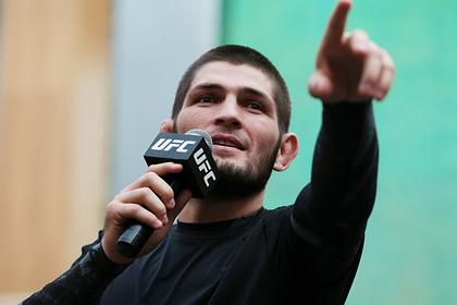 Нурмагомедов показал видео боксерской тренировки