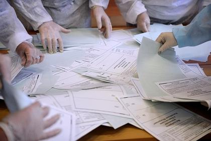 ЦИК объяснила первые результаты голосования по Конституции в Коми