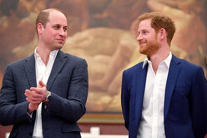 Раскрыто отношение принца Уильяма к женитьбе принца Гарри на Меган Маркл