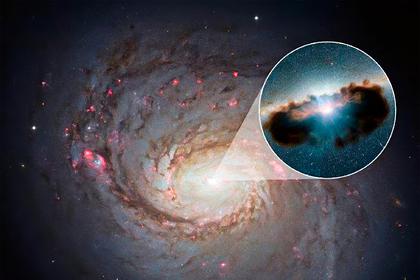 Раскрыта загадка появления аномальных частиц из космоса