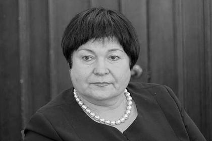 Российская депутат умерла в госпитале для зараженных коронавирусом