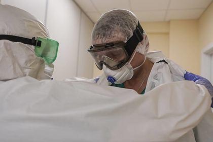 В России вылечилось 65 процентов зараженных коронавирусом