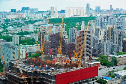 Украинцы и белорусы бросились скупать квартиры в Москве