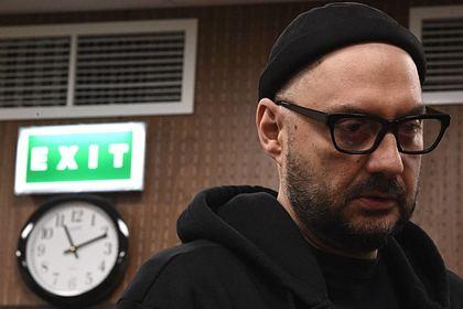 Серебренников заявил о неспособности оплатить штраф и выругался по поводу денег