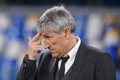 Тренер «Барселоны» утратил доверие футболистов