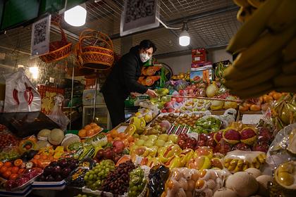 Еда в мире стала дороже
