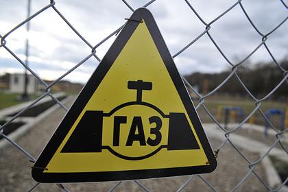 Добыча газа в России рухнула