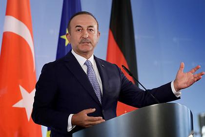 Турция потребовала у Франции извинений за инцидент у берегов Ливии