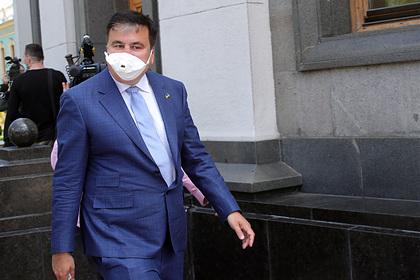 Саакашвили охарактеризовал свои отношения с Зеленским