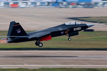 Китай обогнал Россию и настиг США по истребителям пятого поколения