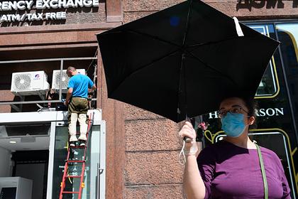 Россиянам дали советы по работе в жару