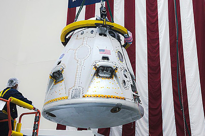 «Роскосмос» заинтересовался полетами на Crew Dragon