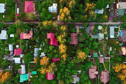 Названа средняя стоимость загородного дома в Новой Москве