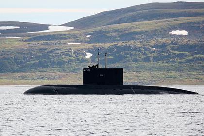 В США заметили увеличение числа российских подлодок в Атлантике