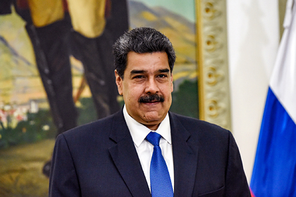 Мадуро поздравил Путина с принятием поправок к Конституции
