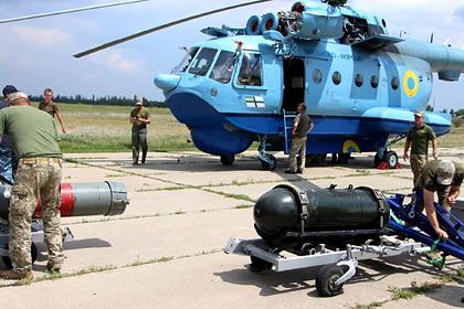 Украина устроила «парад раритетов» на военных учениях
