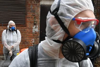 В Росси представили прогноз по второй волне коронавируса