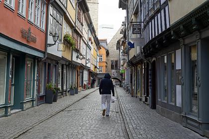 Предсказана новая вспышка коронавируса в Европе
