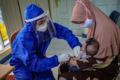Индонезия захотела создать свою вакцину от коронавируса
