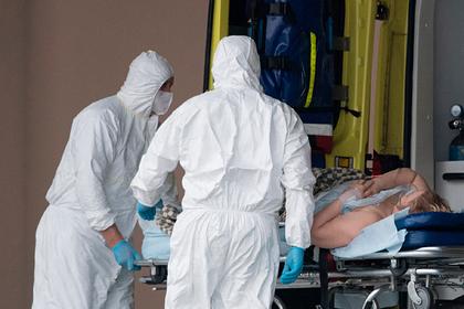 В России зафиксировали 6718 новых случаев заражения коронавирусом