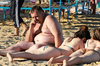 Названы российские регионы с самым большим числом толстых людей