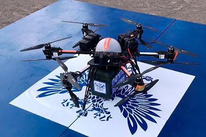 «Почта России» собралась доставлять посылки тяжелыми дронами