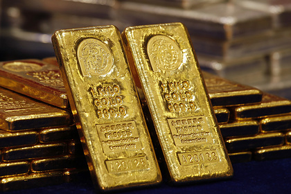 В Китае часть золотого запаса оказалась подделкой